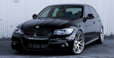 BMW 335i Performance Edition zoals