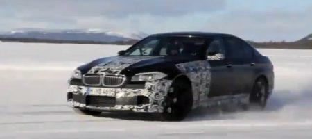 BMW M5 F10M
