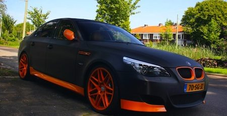 BMW met identiteitscrisis (klik voor meer foto