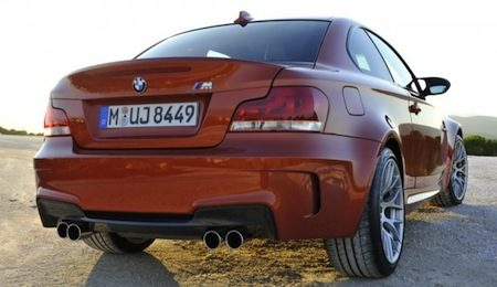 BMW 1 Serie M Coupe