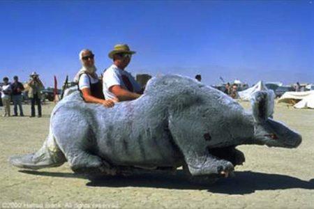 Burning Man 2011 - Cars