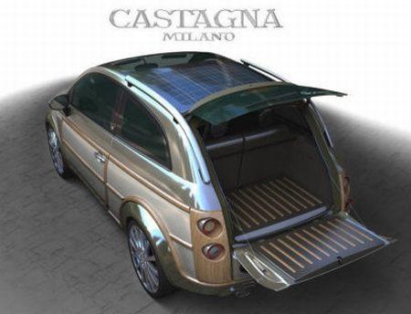 Castagna Fiat 500 WoodyWagon