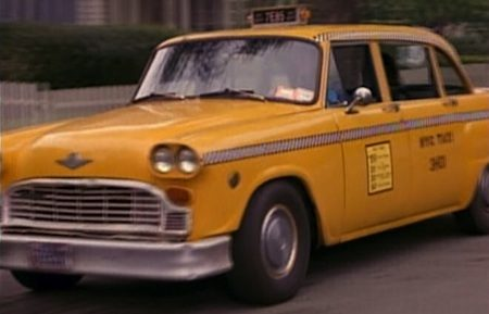 Checker Taxicab - Friends