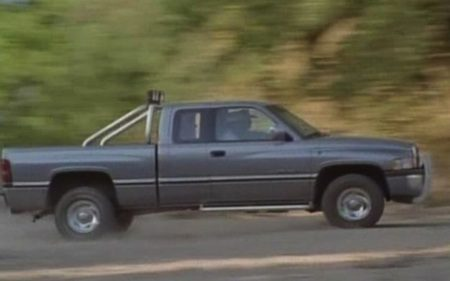Dodge Ram 1500 - Walker, Texas Ranger