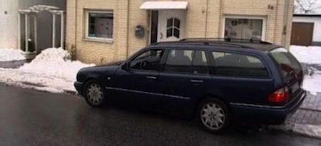 Die Ludolfs - Mercedes E-Klasse Combi