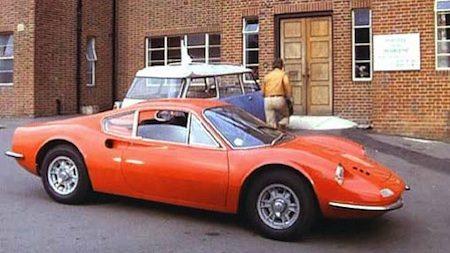 Ferrari Dino 246 GT - The Persuaders