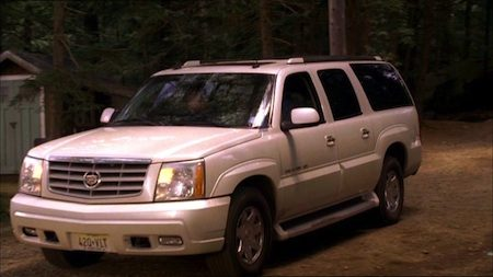 Cadillac Escalade - The Sopranos