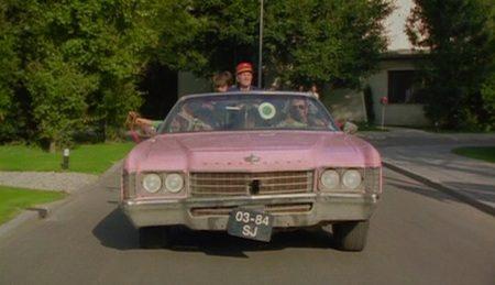 Chevrolet Caprice - Flodder