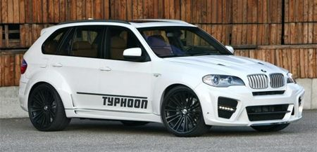 BMW X5 xDrive 48i aka G-Power Typhoon