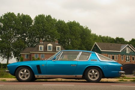 Jensen Interceptor I - Foto: Jim Appelmelk