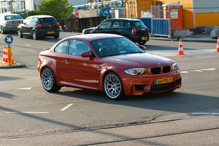 BMW 1M - Foto: Jim Appelmelk