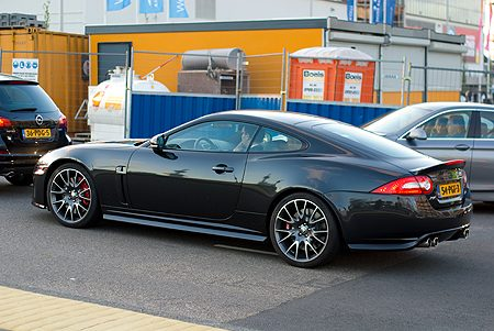 Jaguar XKR 75th Anniversary - Foto: Jim Appelmelk