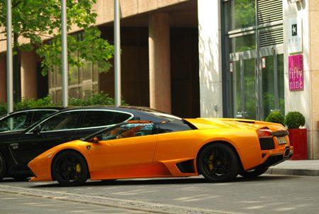 Lamborghini Murcielago LP640 roadster - Foto: Jim Appelmelk