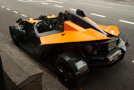 KTM X-Bow - Foto: Jim Appelmelk