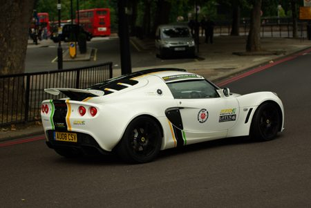 Lotus Exige 270E Tri-fuel - Foto: Jim Appelmelk