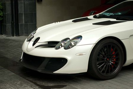 Mercedes-Benz SLR McLaren edition - Foto: Jim Appelmelk