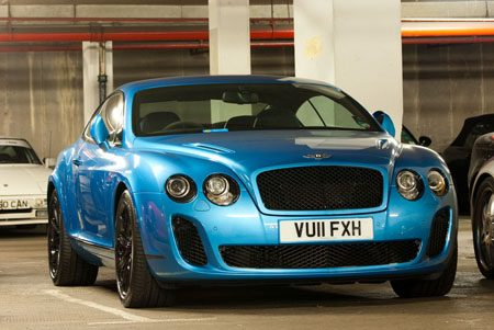 Bentley Continental GT Supersports - Foto: Jim Appelmelk