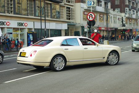 Bentley Mulsanne - Foto: Jim Appelmelk