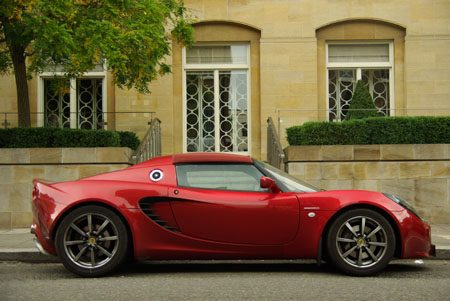 Lotus Elise 111S - Foto: Jim Appelmelk