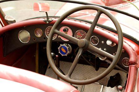 Alfa-Romeo 8C 2300 Short Chassis Touring Spyder - Foto: Jim Appelmelk
