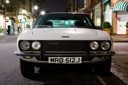 Jensen Interceptor II - Foto: Jim Appelmelk