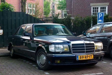 Merceeds-Benz 500SEL W126 Duchatelet Carat Cullinan - Foto: Jim Appelmelk
