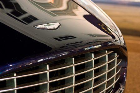 Aston Martin Rapide - Foto Jim Appelmelk