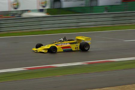 Oldtimer GP Nürburgring - Foto: Jim Appelmelk