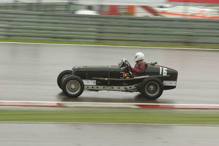 Oldtimer GP Nurburgring 2011 - Foto: Jim Appelmelk