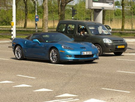 Corvette C6 ZR1 - Foto: Jim Appelmelk