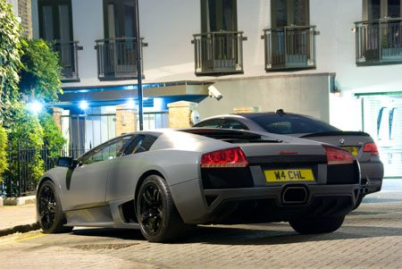 Lamborghini Murciélago LP640 - Foto: Jim Appelmelk