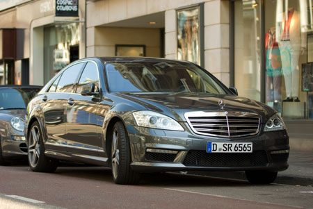 Mercedes-Benz S 65 AMG - Foto: Jim Appelmelk