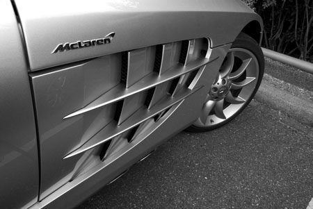 Mercedes-Benz SLR McLaren Roadster - Foto: Jim Appelmelk