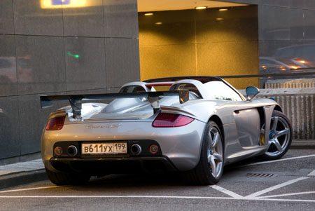 Porsche Carrera GT Edo Competition - Foto: Jim Appelmelk