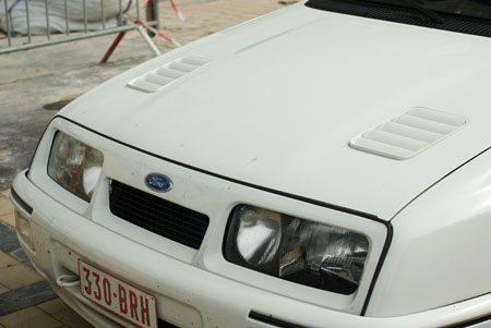 Ford Sierra RS Cosworth - Foto: Jim Appelmelk