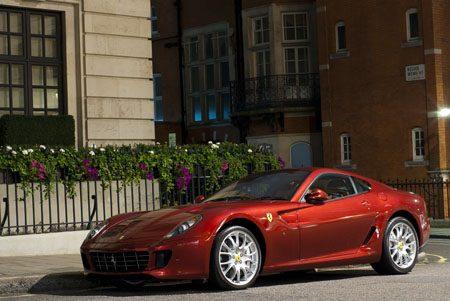 Ferrari 599 GTB Fioriano - Foto: Jim Appelmelk