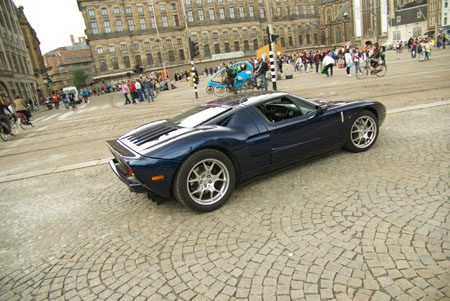 Ford GT - Foto: Jim Appelmelk