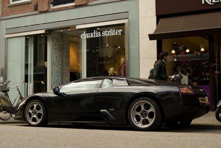 Lamborghini Murciélago - Foto: Jim Appelmelk