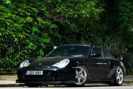 Porsche 911 (996) GT2 - Foto: Jim Appelmelk