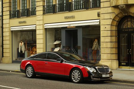 Maybach Xenatech 57S Cruisero - Foto: Jim Appelmelk