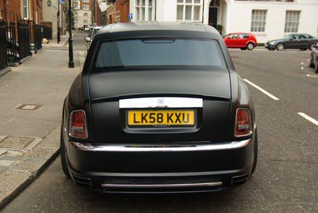 Rolls-Royce Mansory Conquistador - Foto: Jim Appelmelk