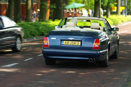 Bentley Azure - Foto: Jim Appelmelk