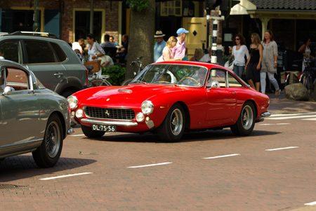 Ferrari 250 GT Berlinetta Lusso - Foto: Jim Appelmelk