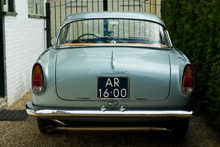 Maserati 3500 GT, Series I - Foto: Jim Appelmelk