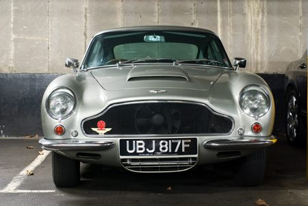 Aston Martin DB6 - Foto: Jim Appelmelk