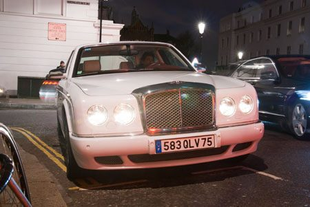 Bentley Arnage RL - Foto: Jim Appelmelk