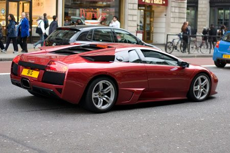 Lamborghini Murcielago LP640, Rosso Vik - Foto: Jim Appelmelk