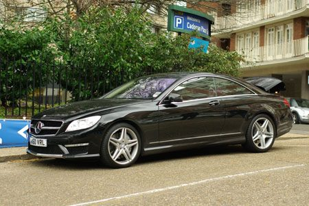 Mercedes-Benz CL 65 AMG C216 2011 - Foto: Jim Appelmelk