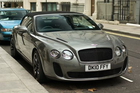 Bentley Continental Supersports Convertible - Foto: Jim Appelmelk