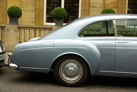 Bentley S1 Continental Mulliner Fastback Coupé - Foto: Jim Appelmelk